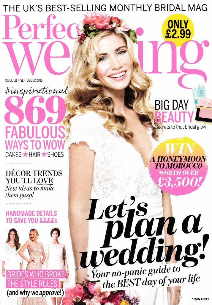 best wedding magazines 2015 uk