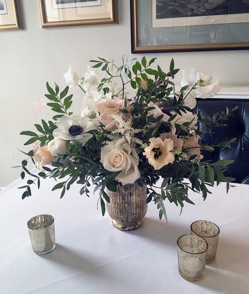 Gatsby Party Flowers tablecentre